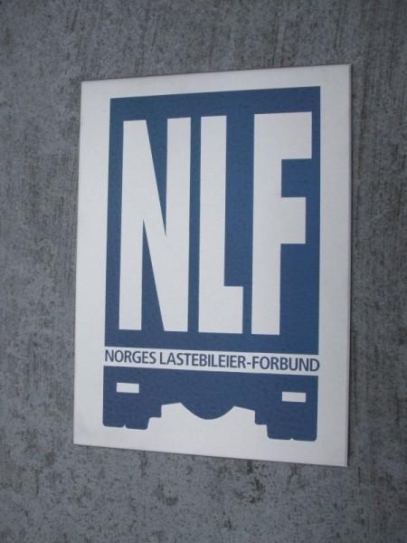 retro NLF bord
