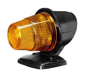 Toplamp zwart vast oranje SIM