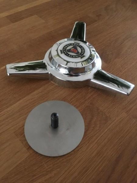 RVS bevestiging voor Spinners